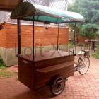 Велокофейня для продажи напитков и десертов