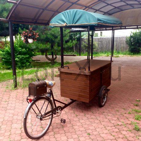 Торговый вело-модуль